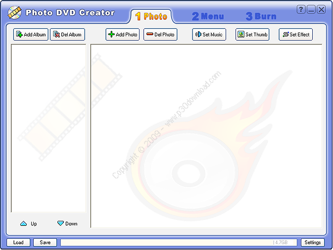 Photo DVD Creator v5.0 Crack