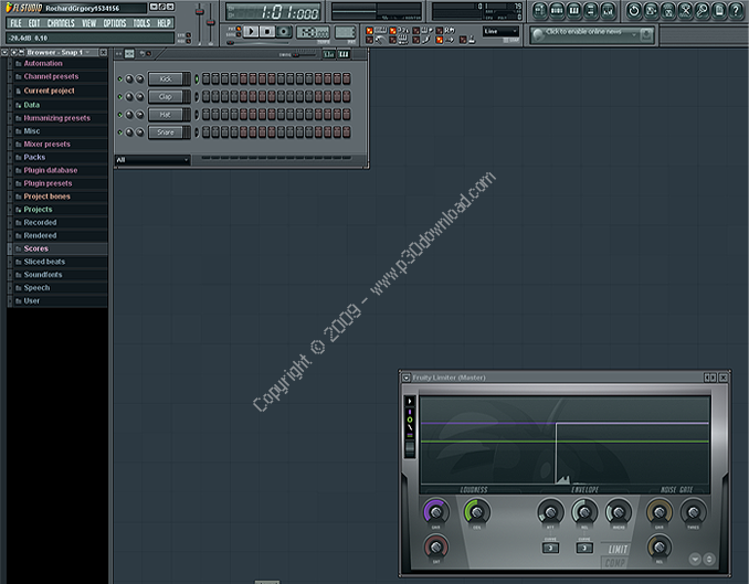 FL Studio Producer Edition v12.5 Build 58 Crack