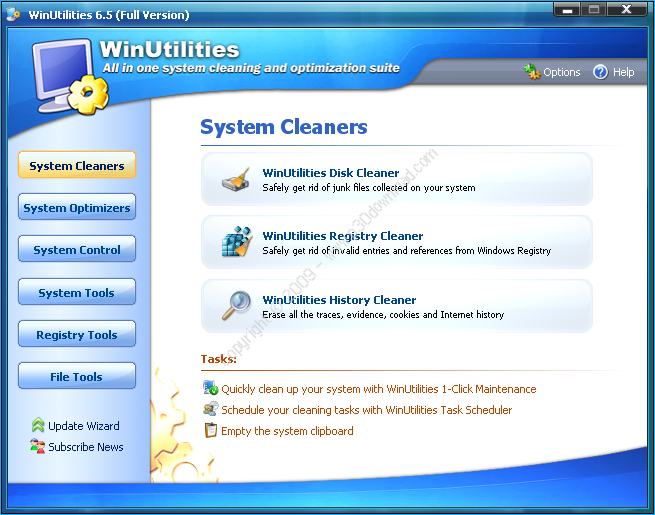 WinUtilities Professional Edition v15.1 Crack