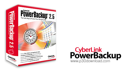CyberLink PowerBackup v2.50.1305 Crack