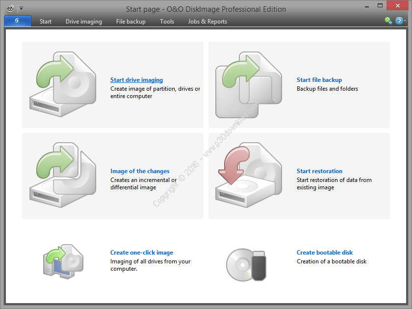 O&O DiskImage Professional + Server v12.0.129 x86/x64 Crack