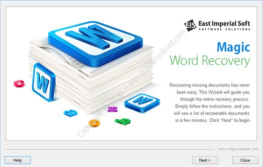 Magic Word Recovery v2.3 Crack