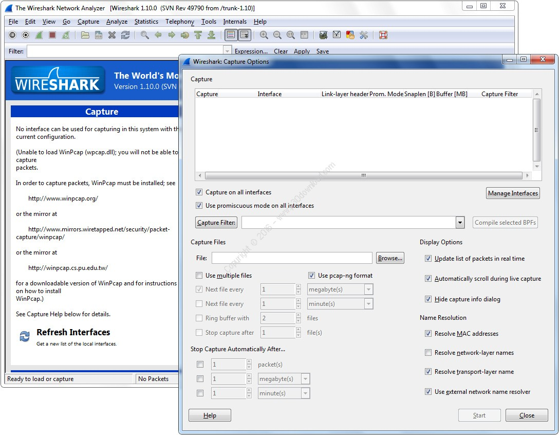 Wireshark v2.6.0 Crack