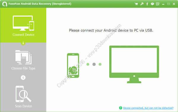 FonePaw Android Data Recovery v2.6.0 Crack