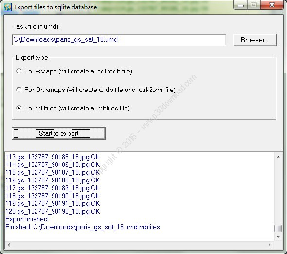 Universal Maps Downloader v9.37 Crack