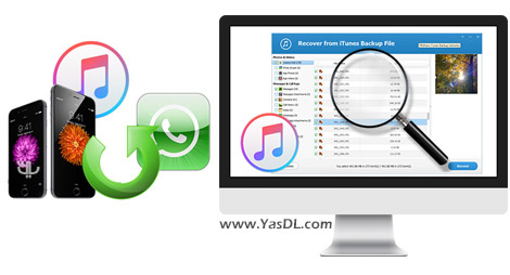 7thShare iTunes Backup Extractor 1.3.1.4 Crack