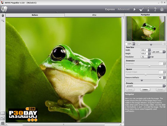 AKVIS Magnifier 8.0.1118 - Increasing The Dimensions Of Pictures Without Compromising Quality Crack