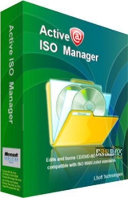 Active @ ISO Manager 5.0.7 - Working With ISO Files Crack