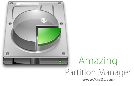 Amazing Partition Manager 5.1.1.8 + Portable Crack