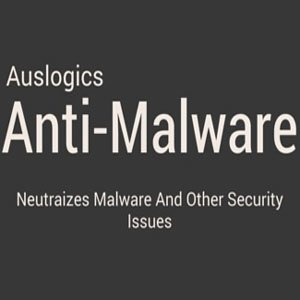Auslogics Anti-Malware 2017 1.9.3.0 - Anti Malware Software Crack