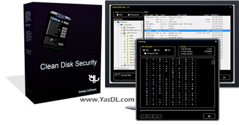 Clean Disk Security 8.06 Crack