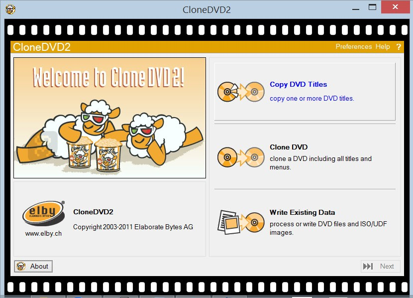 CloneDVD 7 Ultimate 7.0.0.13 - Easy And Accurate DVD Copy Crack