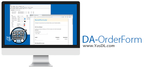 DA-Software OrderForm 4.4.0 Crack