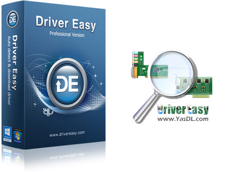 DriverEasy Professional 5.6.2.12777 + Portable - Driver Updates Crack