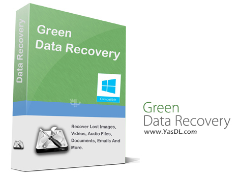 Green Data Recovery Pro 1.3.1.4 Crack