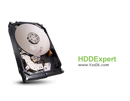 HDDExpert 1.17.0.38 + Portable - Hard Disk Drive Health Check Software Crack