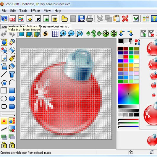 Icon Craft 4.67 - Make Icons Of Quality Crack