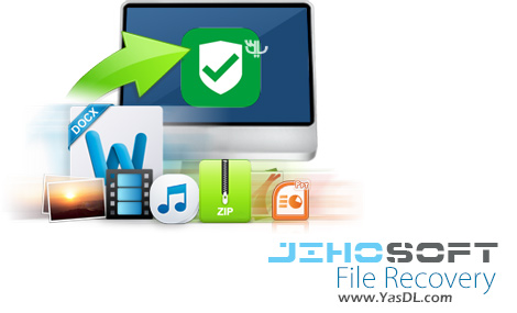 Jihosoft File Recovery 8.30.0 - Removed Data Recovery Software Crack