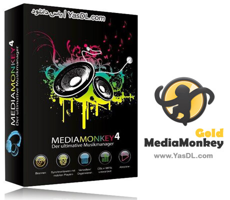 MediaMonkey GOLD 4.1.18.1853 + Portable Manage And Play Multimedia Files Crack