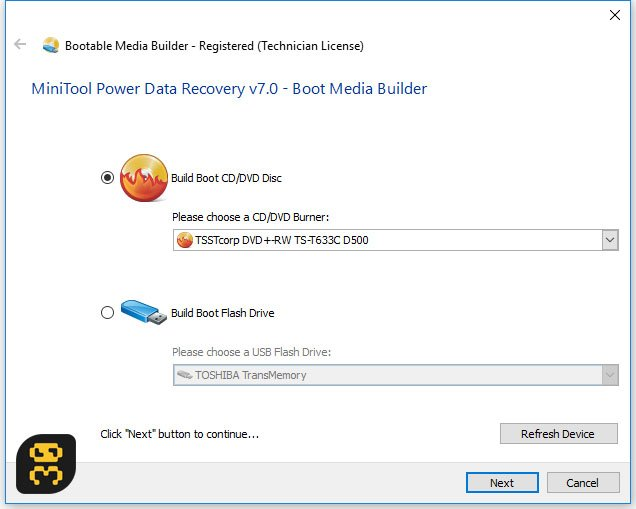 MiniTool Power Data Recovery 7.0 - Restore Essential Files Crack