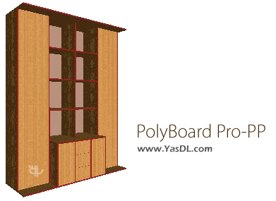 PolyBoard Pro-PP 6.05h1 - Design Software For All Kinds Of Cabinets And Shelves Crack