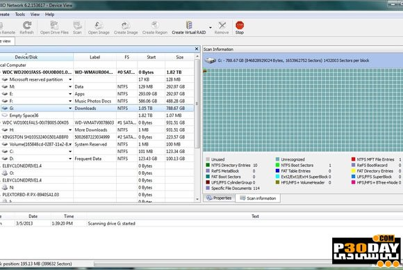 R-Studio 8.2 Network Edition - Easy Data Recovery Crack
