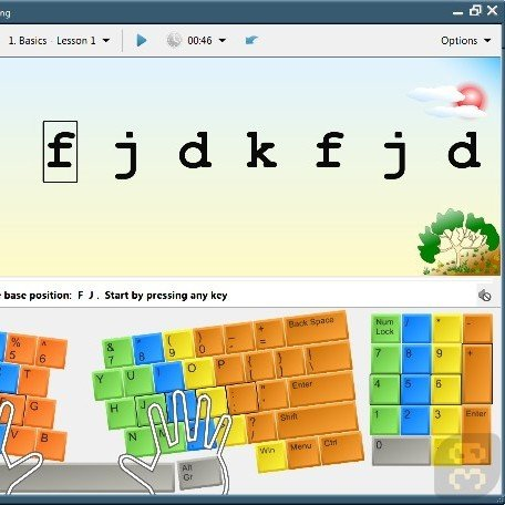 Rapid Typing Tutor 5.1 - Quick And Easy English Typing Tutorial Crack