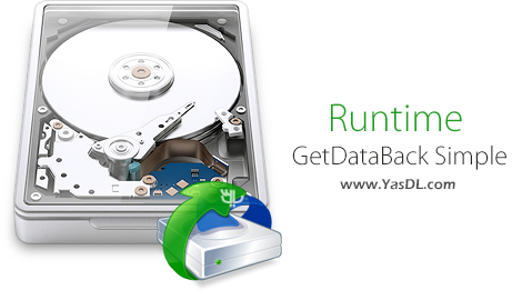 Runtime GetDataBack Simple 5.00+ Portable - Information Recovery Software Crack