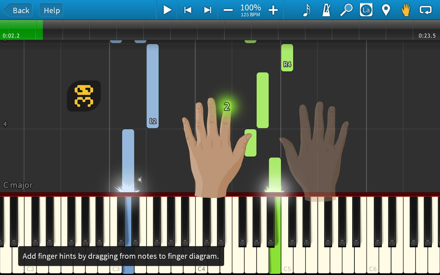 Synthesia 10.4.4395 - Education And Entertainment With Piano Crack