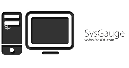SysGauge 2.5.12 + Portable Crack
