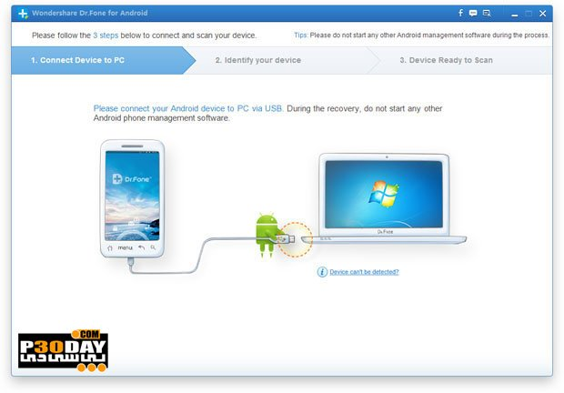 Wondershare Dr.Fone For Android 8.3.3.64 - Restore Deleted Android File Crack