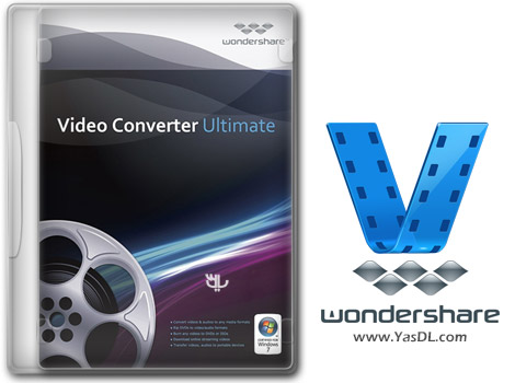 Wondershare Video Converter Ultimate 10.2.2.161 + Portable Crack
