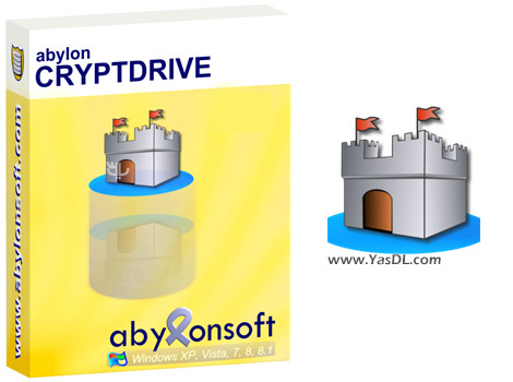 abylon CRYPTDRIVE 14.30.09.1 + Portable Crack