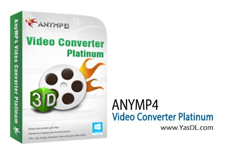 AnyMP4 Video Converter Ultimate 7.2.16 Crack