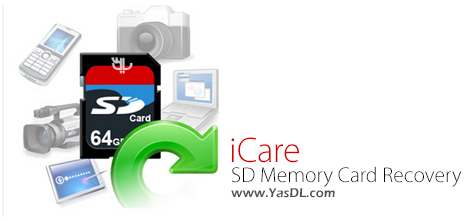 ICare SD Memory Card Recovery 1.1.2.0 + Portable - Recovers Memory Card Information Crack