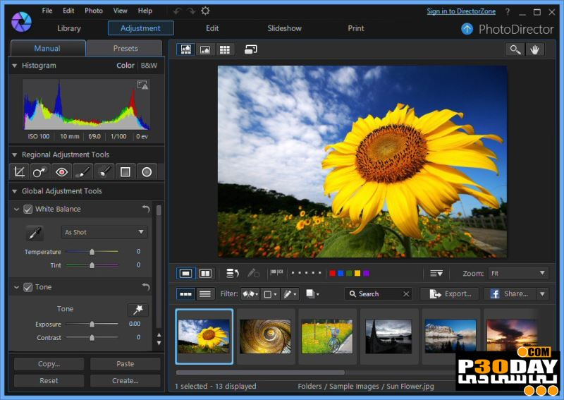 CyberLink PhotoDirector Ultra 9.0.2727.0 - Edit And Manage Photos Crack
